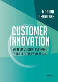 Customer innovation | Marion Debruyne |