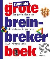 Het tweede grote breinbreker boek | Elisabeth de Lestrieux; Ivan Moscovich |