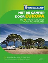 Met de camper door europa | Michelin | 9789401422048