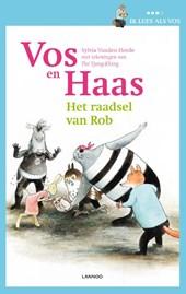 Ik leer lezen met Vos en Haas - Ik lees als Vos - Het raadsel van Rob