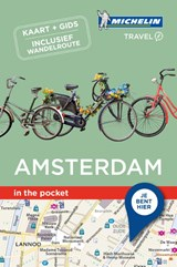 Michelin in the Pocket - Amsterdam | auteur onbekend | 9789401439787
