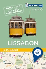 Michelin in the pocket - Lissabon | auteur onbekend | 9789401439800