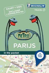 Michelin in the pocket - Parijs | auteur onbekend | 9789401439824