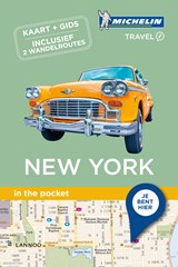 Michelin in the pocket - New York | auteur onbekend | 9789401439831