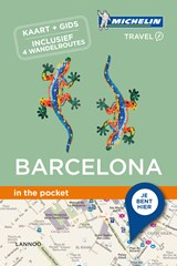 Michelin in the pocket - Barcelona | auteur onbekend | 9789401439848