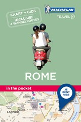 Michelin in the pocket - Rome | auteur onbekend | 9789401439855