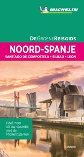 NOORD-SPANJE DE GROENE REISGIDS