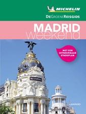 MADRID GROENE REISGIDS WEEKEND