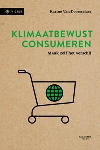 Klimaatbewust consumeren   Karine van Doorsselaer  