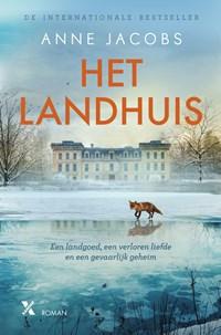 Het landhuis | Anne Jacobs |