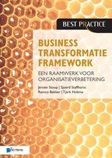 Business Transformatie Framework - | Jeroen Stoop |