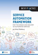Service Automation Framework | Jan Willem Middelburg |