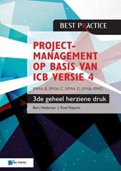 Projectmanagement op basis van ICB versie 4 –3de geheel herziene druk – IPMA B, IPMA C, IPMA-D, IPMA PMO