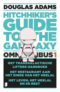 The hitchhiker's Guide to the Galaxy - omnibus 1   Douglas Adams  