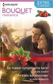 De meest romantische kerst ; Een klein kerstwonder (2-in-1)
