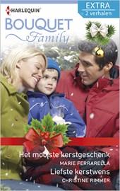 Het mooiste kerstgeschenk ; Liefste kerstwens (2-in-1)