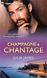 Champagne & chantage (3-in-1) | Julia James |