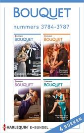 Bouquet e-bundel nummers 3784-3787 (4-in-1)
