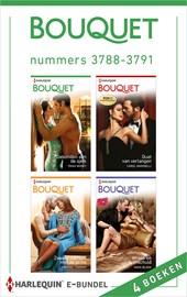 Bouquet e-bundel nummers 3788-3791 (4-in-1)