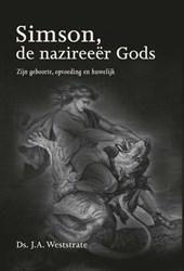 Simson, de nazireeër Gods