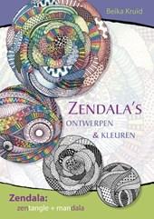 Zendalas ontwerpen en kleuren