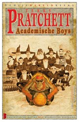 Academische Boys | Terry Pratchett |