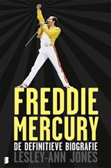 Freddie Mercury | Lesley-Ann Jones |