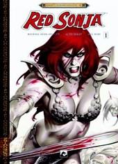 Robert E Howard Collectie Red Sonja 1 De brandende schedels