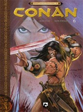 Heroic Fantasy Collection Conan  6 De strijd tegen Thoth-Amon | Kurt Busiek & Amin Gemei |