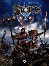 Celtic Collection Slaine deel  1 Moloch