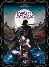 Dark Fantasy Collection Drain 1 Wraak | C.B. Cebulski |