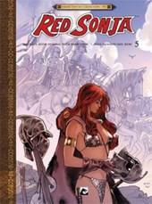 Heroic Fantasy Collection Red Sonja  Deel 5 De wraak van Karena