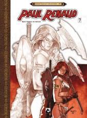 Heroic Fantasy Collection Red Sonja  7 In beeld door Paul Renaud