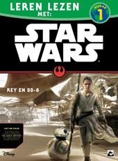 Star Wars Leren Lezen, Rey en BB-8