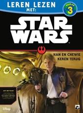 Star Wars Leren Lezen, Han en Chewie keren terug