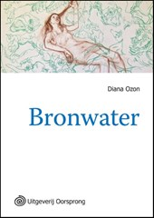 Bronwater -grote letter uitgave