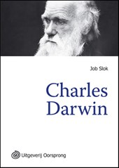 Charles Darwin  - grote letter uitgave