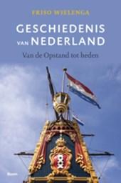 Geschiedenis van Nederland - Van de opstand tot heden