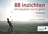 88 inzichten om nog beter les te geven