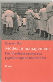 Modes in management | Rene ten Bos |