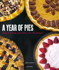 A year of pies | Ashley English |