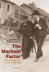 The maritain factor | auteur onbekend |