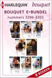 Bouquet e-bundel nummers 3296 - 3303 (8-in-1)