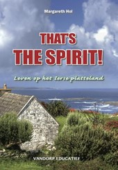 That's the spirit! | Margareth Hol |
