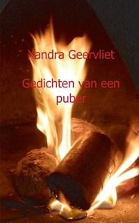 Gedichten van een puber | Xandra Geervliet |