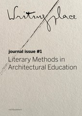 Writingplace / Journal issue #1