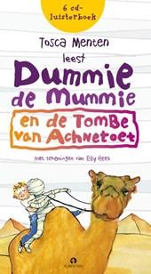 Dummie de Mummie De tombe van Achnetoet, Luisterboek 6 CD's, gelezen door Tosca Menten