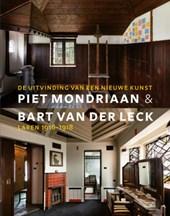 Piet Mondriaan en Bart van der Leck