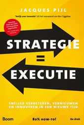 Strategie = Executie, Sneller verbeteren, vernieuwen én innoveren in een nieuwe tijd
