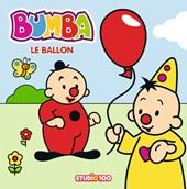 Bumba : livret en carton - Le ballon